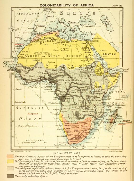 the de colonization of africa essay