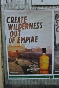 Abbottsford wall, Melbourne, 09/09/13.